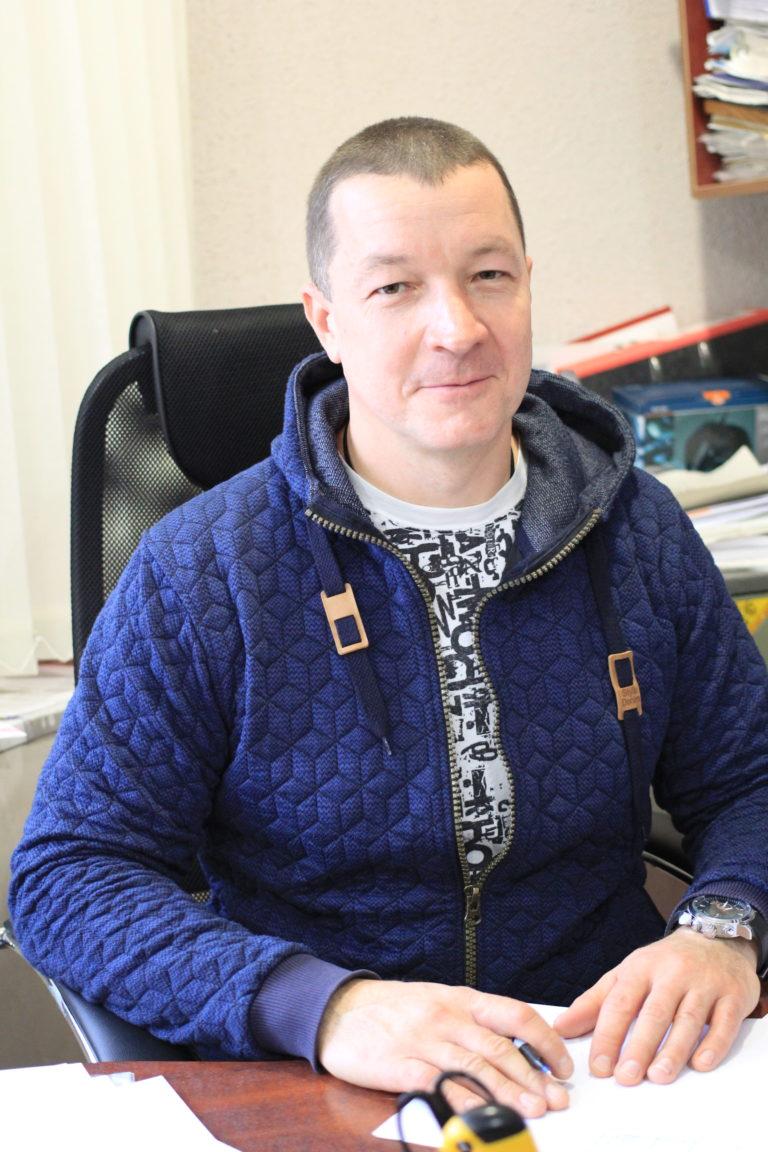 Грушин Роман Геннадьевич, директор
