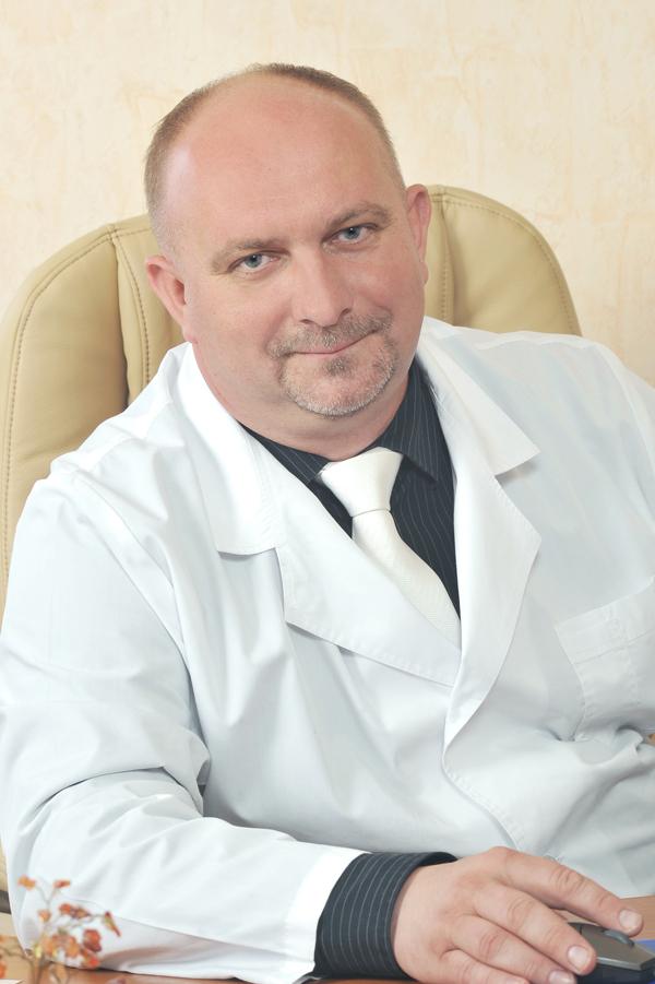 Киселев Игорь Леонидович, главный врач